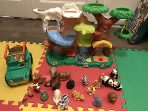 Jungle Fisher Price Little People