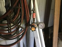 Oxy hoses and gauges , extra long Bethania Logan Area Preview