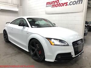 2013 Audi TT 2.0T AWD S-Line Quattro  Auto Navigation Leather