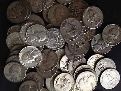 Purchase This!!! 5 TROY POUNDS LB BAG Quarters 90% SILVER COINS US MINTED ONE ! Mint 5 Pound Bag