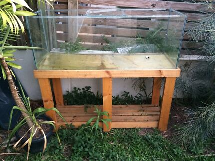 Fish tank stand Brookwater Ipswich City Preview