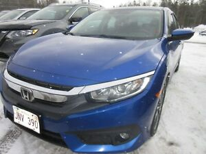 2016 Honda Civic EX-T- ONLY 59K! BACKUP CAM! ALLOYS! HEATED SEAT