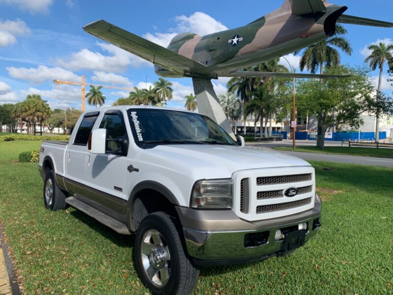Image 1 Voiture Américaine d'occasion Ford F-250 2007