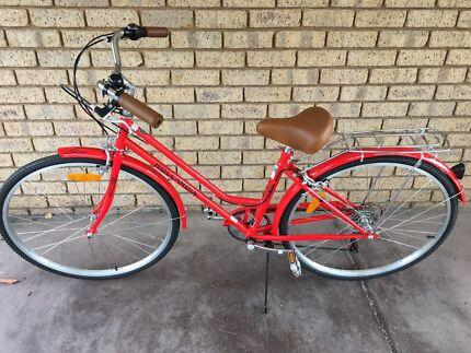 Hollandia Palazzo Steel Women's Vintage Bicycle