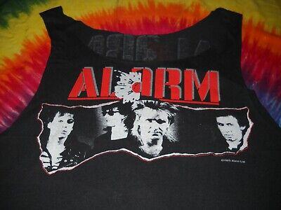 ALARM SPIRIT OF 1986 IN THE USA TOUR PHOTO 1985 VINTAGE CONCERT T-SHIRT TANK TOP