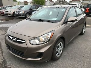 Hyundai Accent GL 2012 AIR CLIM