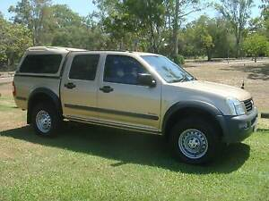 2006 HOLDEN RODEO 4X4 TURBO DIESEL CREWCAB WITH RWC Woolloongabba Brisbane South West Preview