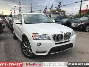 2014 BMW X3 xDrive28i | LEATHER | PANO ROOF | CAM
