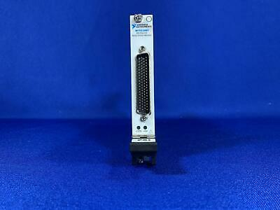 National Instruments PXI-2567 64-Channel PXI Relay Driver Module