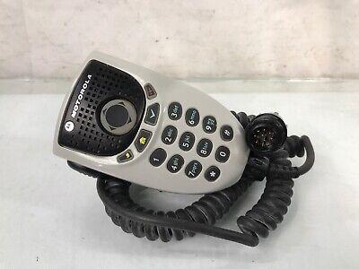 Motorola APX XTL Impres Keypad Mic HMN4079C  APX4500C APX7500 XTL5000 PM1500