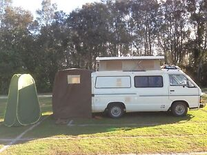 Backpacker ready campervan Toyota Hiace Surfers Paradise Gold Coast City Preview