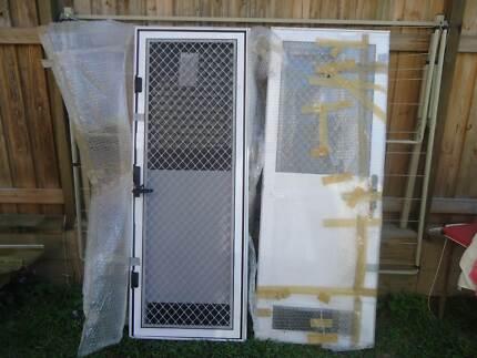 brand new caravan doors & Avan Caravan Door Flyscreen | Caravan \u0026 Campervan Accessories ...