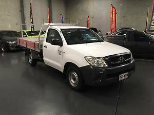 Toyota Hilux  UTE 2009  RENT TO OWN CREDIT PROBLEMS OK Arundel Gold Coast City Preview