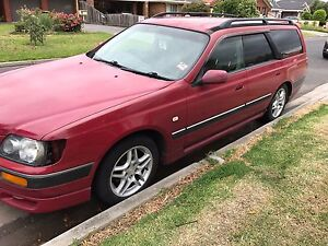 Wrecking Nissan stagea 1997 auto Keilor Downs Brimbank Area Preview