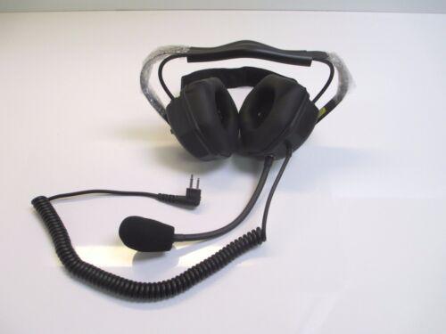 EARTEC HEAVY DUTY HEADPHONES NEW  HARD HAT STYLE