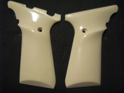 Used, Browning Buckmark Bonded Ivory Smooth Pistol Grips - UFX ONLY! Beautiful NEW! for sale  USA