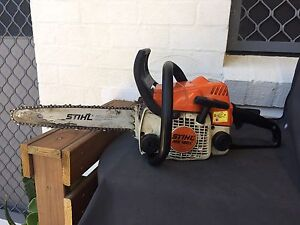 Stihl MS 180C chainsaw Doonside Blacktown Area Preview