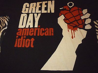 Green Day Shirt ( Used Size S Missing Tag ) Nice Condition!!!