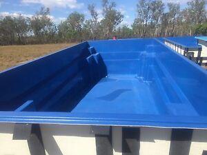 Fibre glass pool for sale Darwin CBD Darwin City Preview