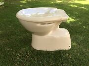 Ivory toilet bowl Cumberland Park Mitcham Area Preview