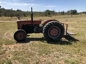 Massey Ferguson 65 mk2 Tractor and Implements