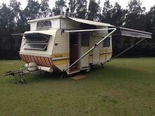 Millard Pop Top caravan Pottsville Tweed Heads Area Preview