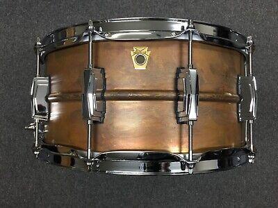 Ludwig LC663 Crudo Copperphonic 16.5x35.6cm Caja Tambor