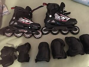 Mint Mint Mint Never Used Kids Rollerblades