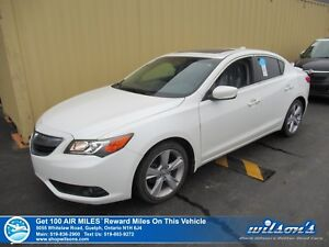2014 Acura ILX PREMIUM PACKAGE | LEATHER | SUNROOF | POWER SEAT
