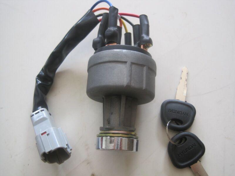 21N4-10401  STARTER SWITCH,IGNITION FITS FOR  HYUNDAI   R200 R130 R150 R320 R280
