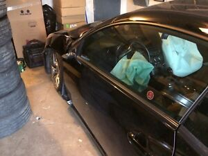 Parting out 2013 HYUNDAI Genesis coupe 3.8l GT(written off)