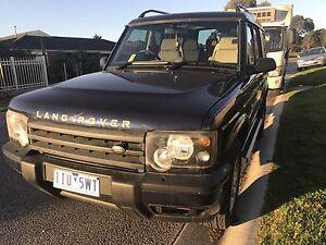 Land Rover Hampton Park Casey Area Preview
