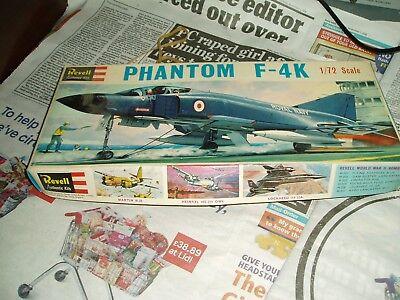 Revell Phantom F-4K Model Plane Kit