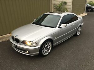 2002 BMW Maribyrnong Maribyrnong Area Preview