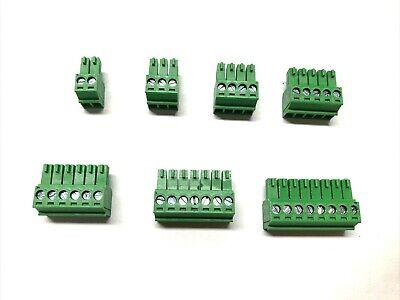 3.5mm Phoenix Contact Pcb Terminal Block Phoenix Connector 2345678 Pin