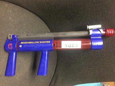 Marshmallow Shooter Classic Gun Shoot Mini Marshmellow Toy Rapid Fire Blaster - Rapid Fire Marshmallow Shooter