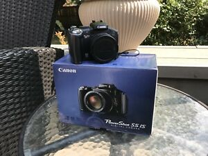Canon Power Shot S5 IS Digital Camera
