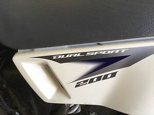 2015 DR Agg bike $2700 Baldersleigh Guyra Area Preview