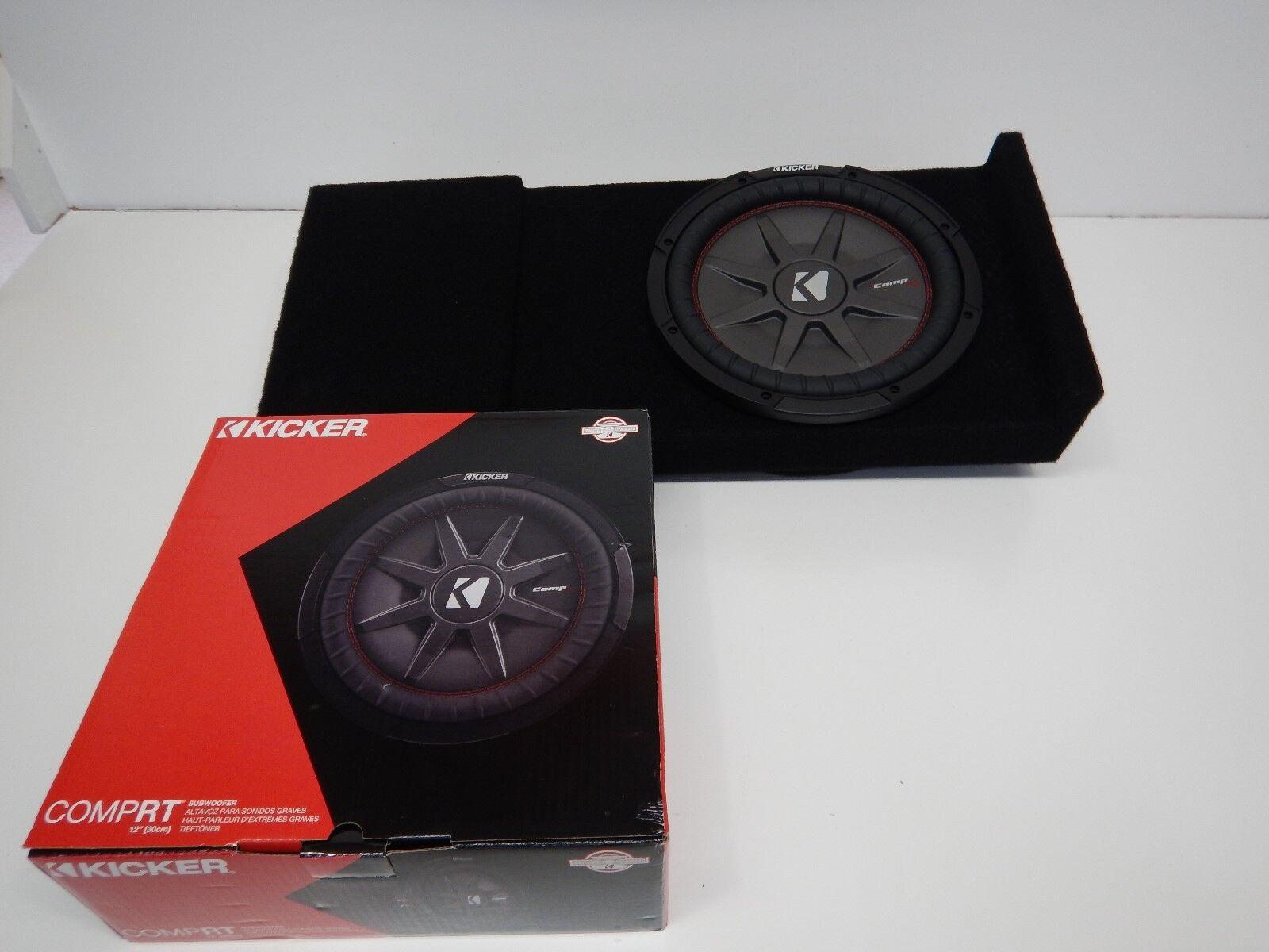 2014 to 2016 GMC Sierra Crew cab Subwoofer Enclosure Speaker Box Black Brown Tan