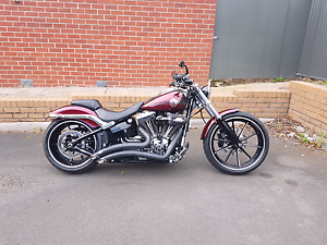 HARLEY DAVIDSON BREAKOUT LOW KS Wallan Mitchell Area Preview