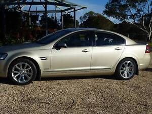 2010 Holden Calais Commodore Sedan low km immaculate new cond Somersby Gosford Area Preview