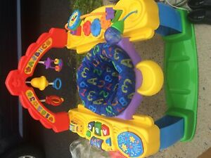 """Activity centre for babies """"Intellitainer"""""""