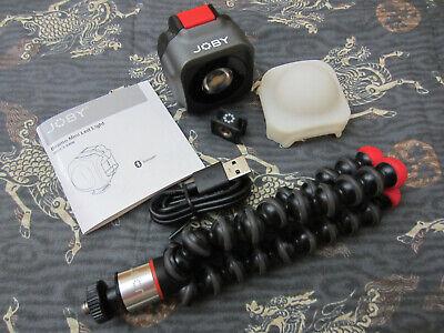 JOBY Beamo Mini LED Light & GorillaPod Magnetic 325 Tripod Set Vlogging Tik Tok