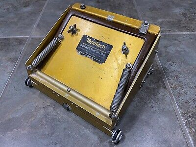 Tapetech 7 Inch Mud Box Drywall Flat Finishing