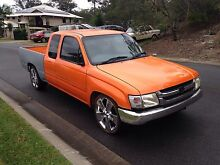 2000 Toyota Hilux 2.7l extra cab Coomera Gold Coast North Preview