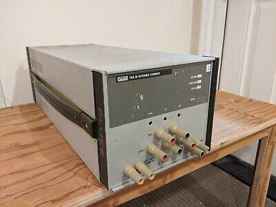 Fluke 732a Dc Reference Standard Unit 2