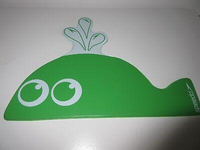 Tauchscheibe Schwimmen Training SPEEDO grün Wal Fisch