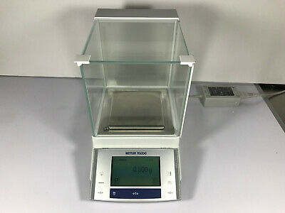 Mettler Toledo Xs603s Xs Analytical Balance With Draft Shield 0 - 610g - Unit 2