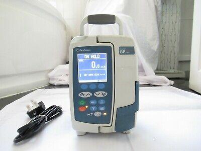Carefusion Alaris Gp Guardrail Plus Volumetric Infusion Syringe Icu Therapy Pump