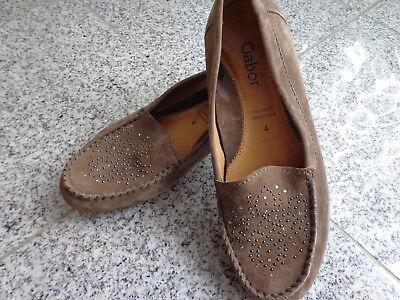 Gabor Shoes 84.211.13 Damen Mokassins Gr. 4